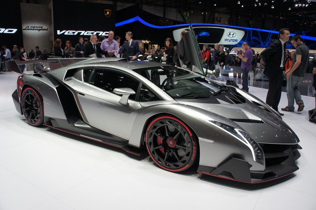 2017 Lamborghini Veneno Review