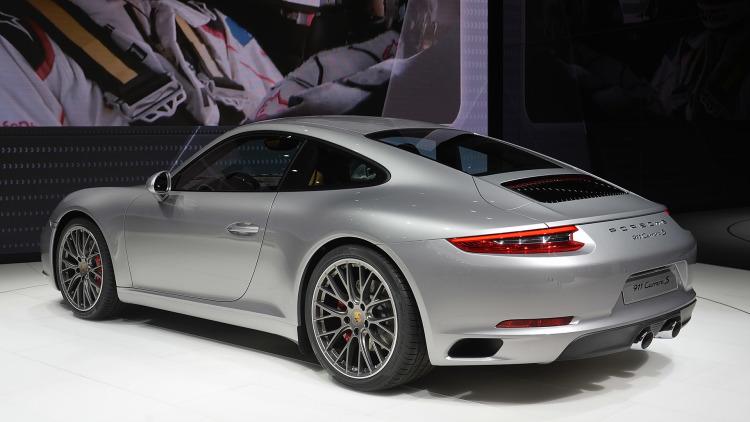 2017 porsche 911 carrera 4s coupe sample for
