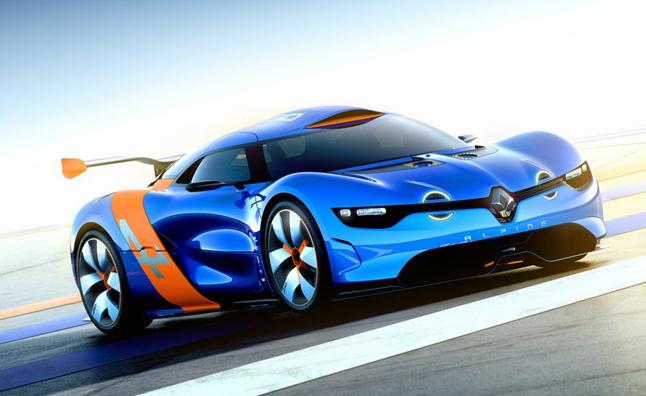 Alpine Sports Car